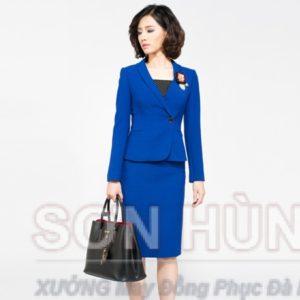 Đồng phục vest nữ 9