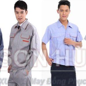 Đồng phục bảo hộ lao động-2