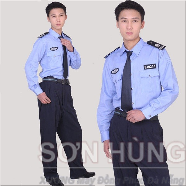 Đồng phục bảo vệ-12