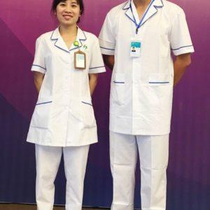 Đồng phục bệnh viện 10