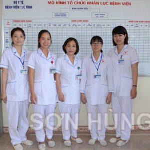 Đồng phục bệnh viện 14