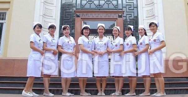 Đồng phục bệnh viện 7