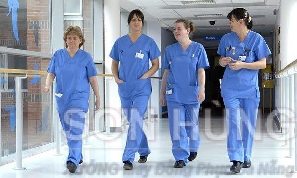 Đồng phục bệnh viện 9