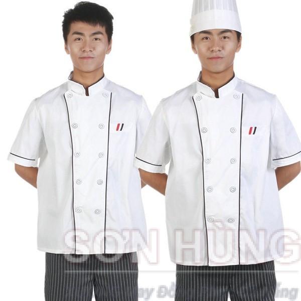Đồng phục bếp 3