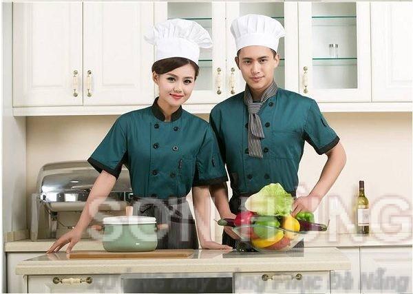 Đồng phục bếp 5