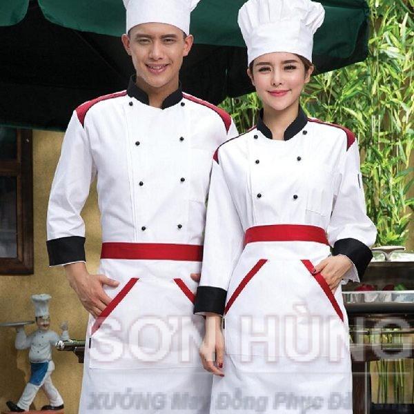Đồng phục bếp 9