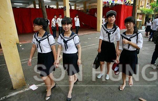 Đồng phục học sinh 1