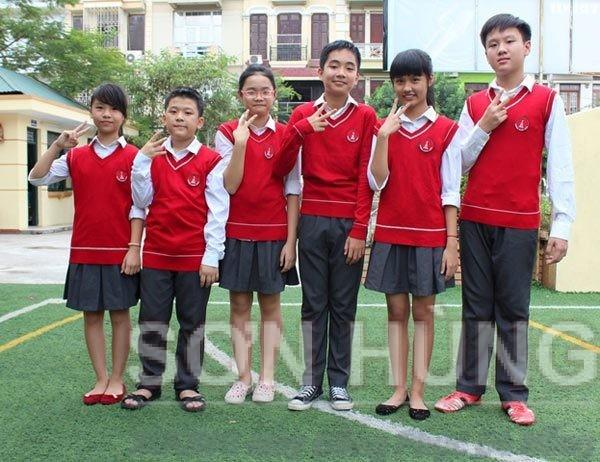 Đồng phục học sinh 4