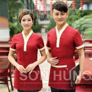 Đồng phục nhà hàng 1