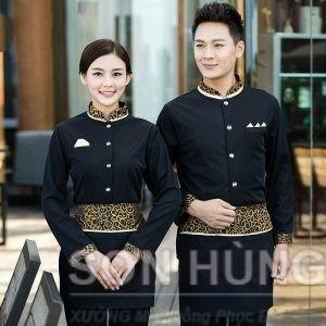 Đồng phục nhà hàng 10