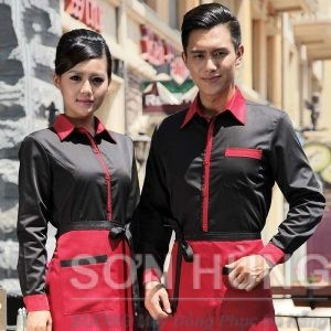 Đồng phục nhà hàng 8