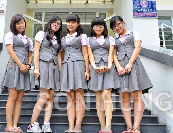 Đồng phục sinh viên 7