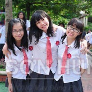 Đồng phục sinh viên 8