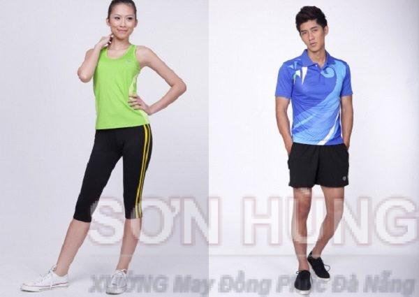 Đồng phục thể thao 5