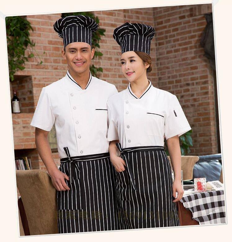 Đồng phục bếp nhà hàng khách sạn
