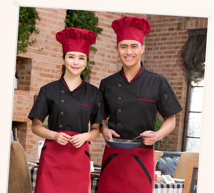 Đồng phục nhân viên bếp đẹp