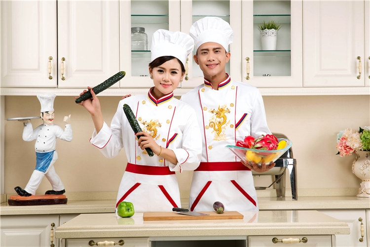 Đồng phục nhân viên bếp năng động