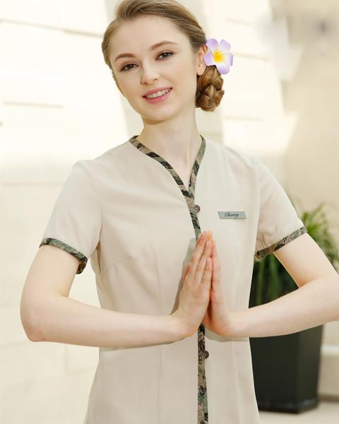 Bán đồng phục nhân viên thẩm mỹ viện đẹp tại Đà Nẵng
