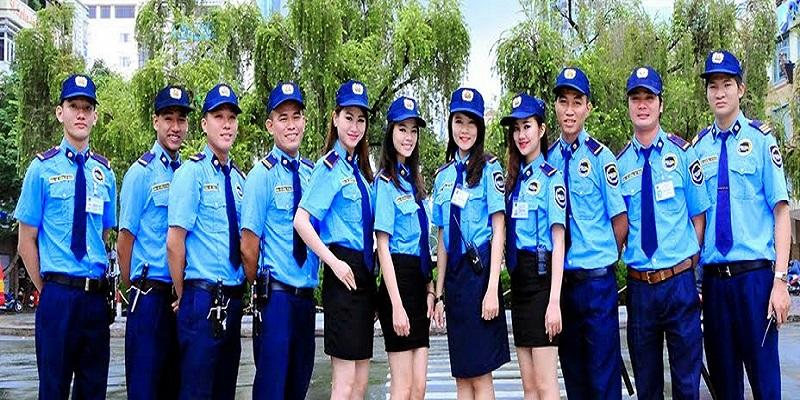Mẹo giặt đồng phục bảo vệ Đà Nẵng không bị ra màu