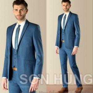 Đồng phục vest nam 10