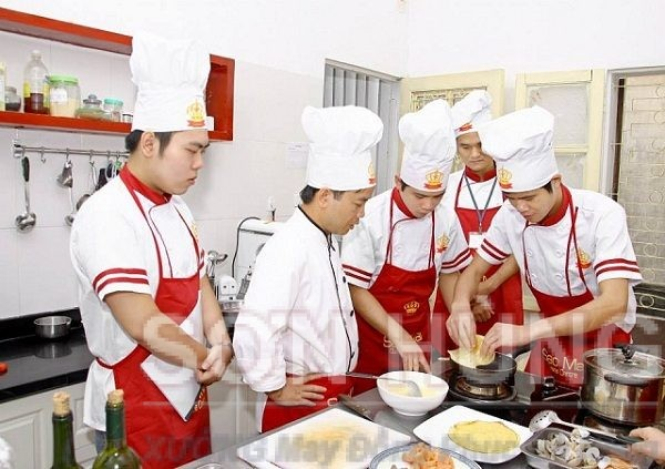 Đồng phục bếp 8