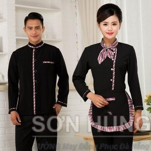 Đồng phục nhà hàng 5