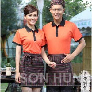 Đồng phục nhà hàng 7