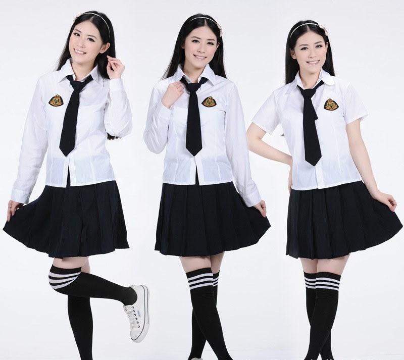 đồng phục học sinh hài hòa năng động