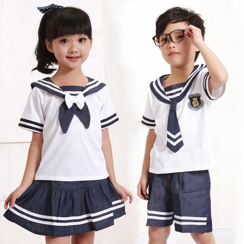 Mẹo giúp đồng phục học sinh tiểu học Đà Nẵng luôn mới