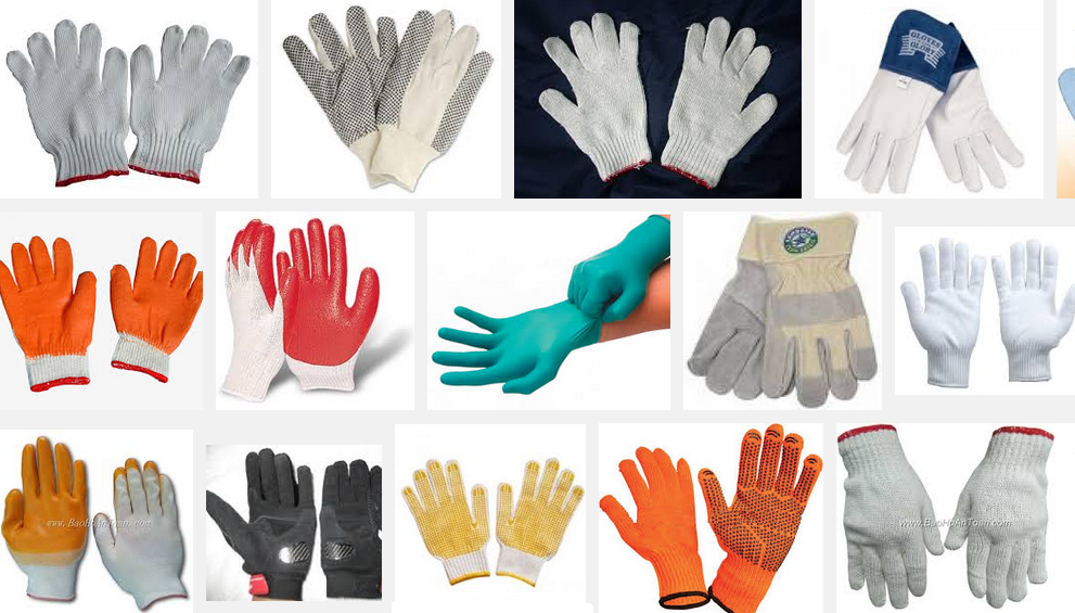 găng tay bảo hộ lao động giá rẻ Đà Nẵng