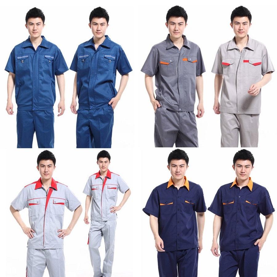 may quần áo bảo hộ lao động ở Đà Nẵng