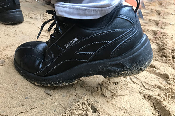 giày bảo hộ lao động giá rẻ ở Đà Nẵng